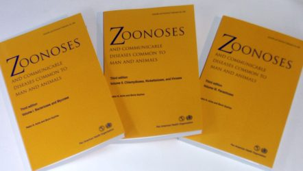 Zoonoses and Communicable Diseases Common to Man and Animals Third Edition by Pan American Health Organization