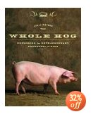 USA edition of The Whole Hog - natural history of domestic and wild swine